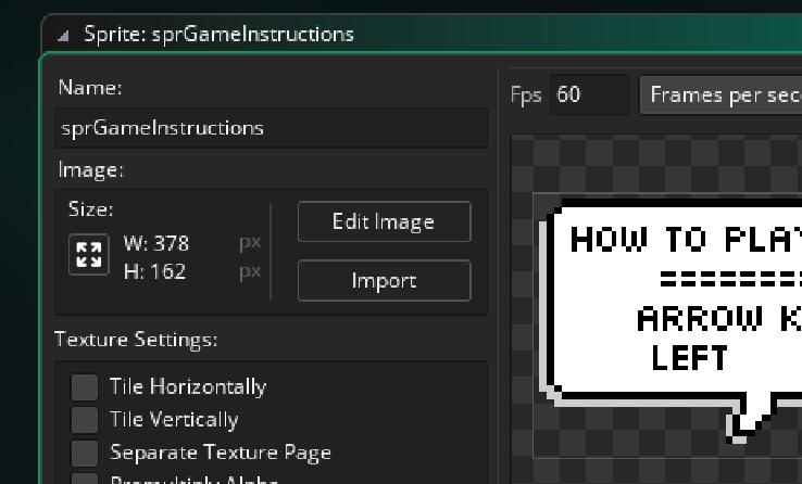 frame rate gamemaker